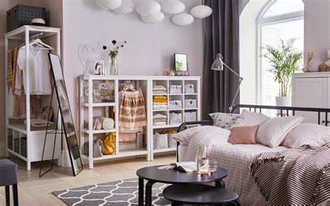 Smart open storage for tight spaces   IKEA