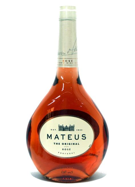 【Mateus Rosé】   Vinos Baco