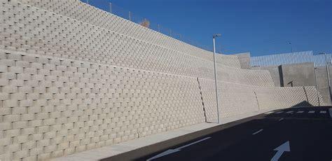SMC muros de Contención prefabricados