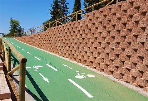 SMC sistemas de muros de contencion y muros de gravedad