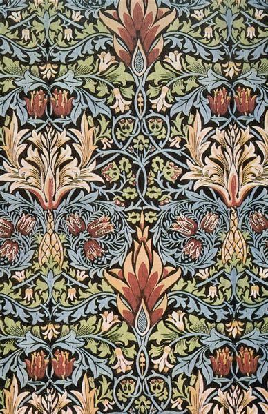 Snakeshead printed textile   William Morris   WikiArt.org ...