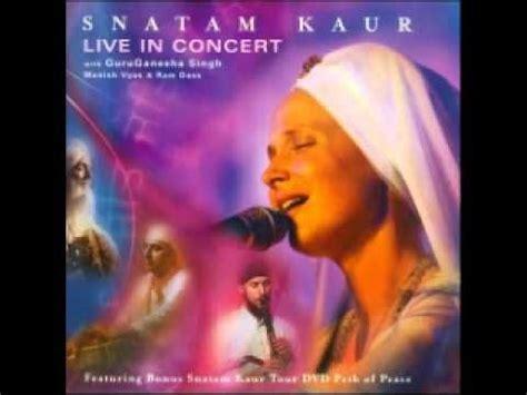 Snatam Kaur   Live in Concert    Full Album    YouTube 1hr ...