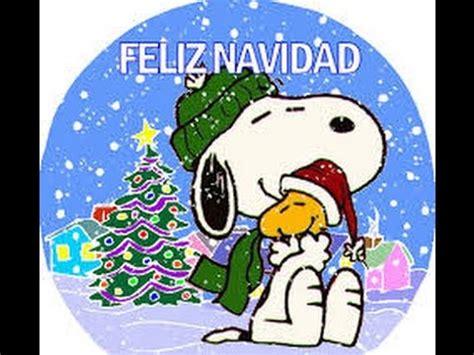 Snoopy y Sus Amigos Especial Navideño   YouTube