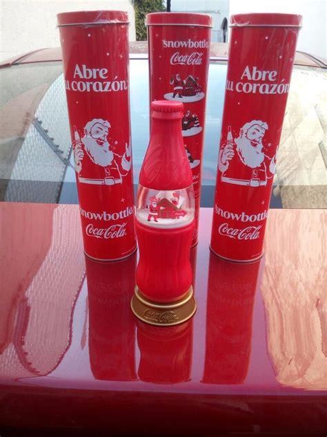 Snow Bottle Coca cola Navidad 2015 Edición Especial ...
