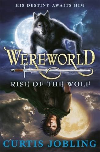 So Many Books, So Little Time: Wereworld: Rise of the Wolf ...