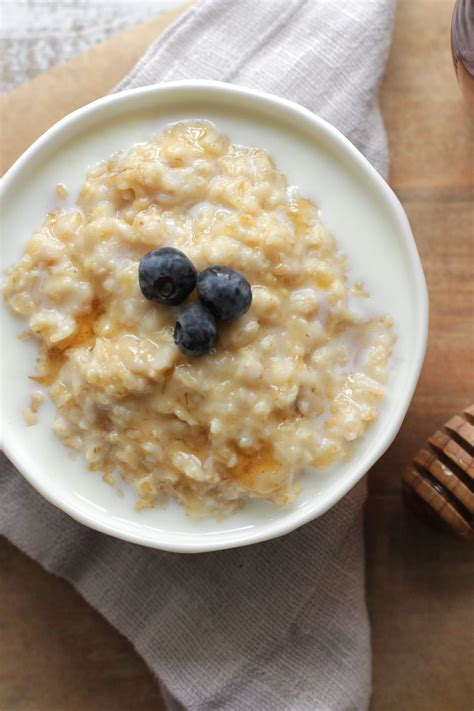 Soaked Oatmeal: The Original Instant Oatmeal   Live Simply