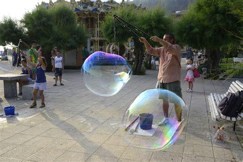 Soap Bubbles Park Alderdi  1  | San Sebastián | Pictures ...