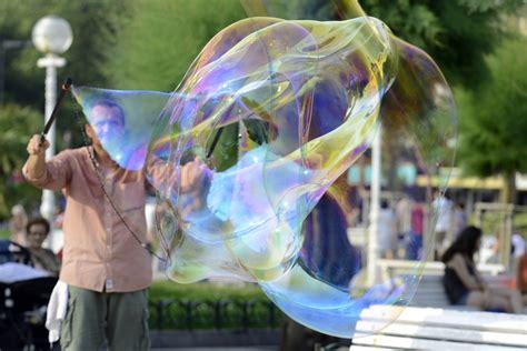 Soap Bubbles Park Alderdi  2  | San Sebastián | Pictures ...
