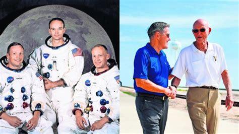 Sobrevivientes del Apolo 11 conmemoran aniversario de la ...