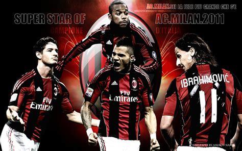 Soccer blog: Ac Milan Logo Wallpaper