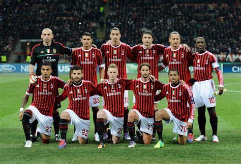 Soccer blog: Ac Milan Team Squad 2013