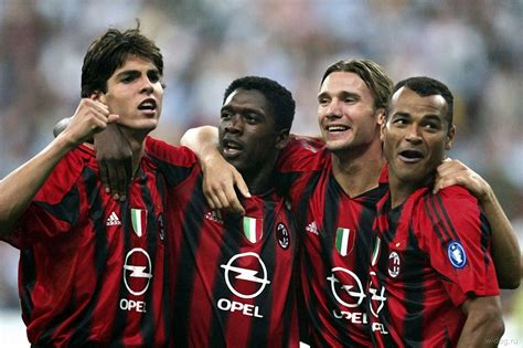 Soccer, football or whatever: AC Milan Foreign Players All ...