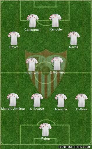 Soccer, football or whatever: Sevilla FC Greatest All Time ...