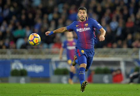 Soccer: Suarez back to his lethal best after hitting Barca ...