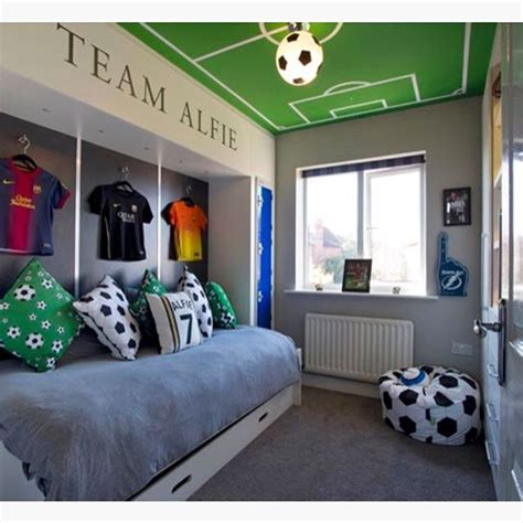 Soccer️️️ Credit to Cooper Bespoke Joinery LTD | Rooms ...