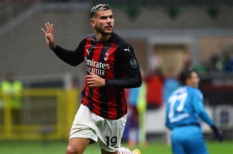 SOCIAL   Gli auguri del Milan a Theo Hernandez ...