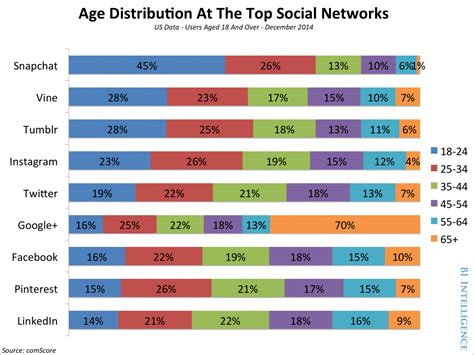 SOCIAL NETWORK DEMOGRAPHICS: Here s who s on Facebook ...