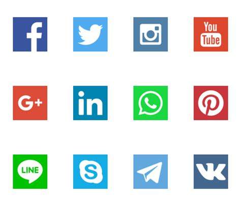 Social Network PNG HD Image   PNG All