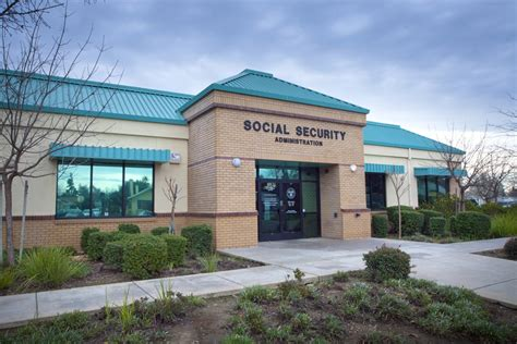 Social Security Administration Building in Chico, CA ...