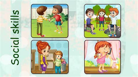 Social skills training for children   YouTube