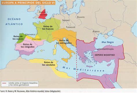 Sociales de Segundo: Análisis del mapa EUROPA A COMIENZOS ...