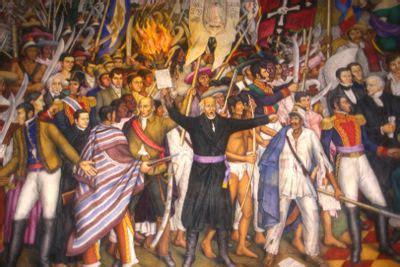 sociales y lengua: Independencia americana