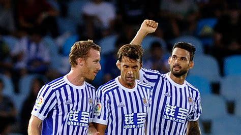 Sociedad 5   0 Deportivo   Match Report & Highlights