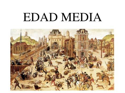 Sociedad y economía en la época medieval