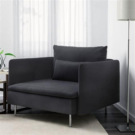 SÖDERHAMN Sillón   Samsta gris oscuro   IKEA