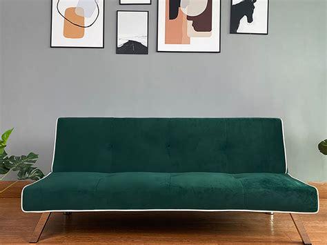 Sofa Cama Iris  Verde  | Ideia Home Design, Sofás Online