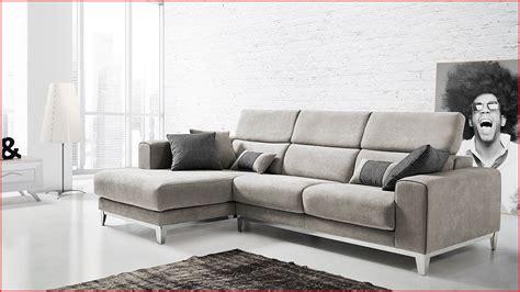 Sofá chaise longue tapizado 3 plazas | Sofausto