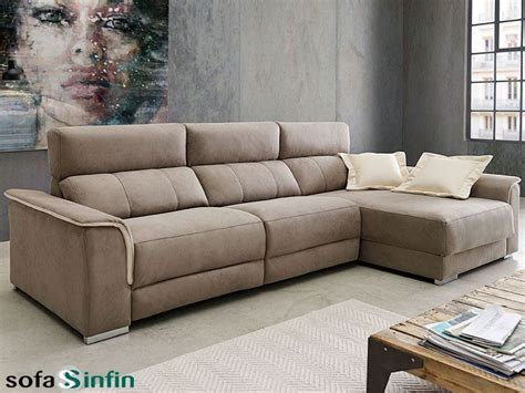 Sofá cheslong relax Agora   Sofas relax, Sofá reclinable ...