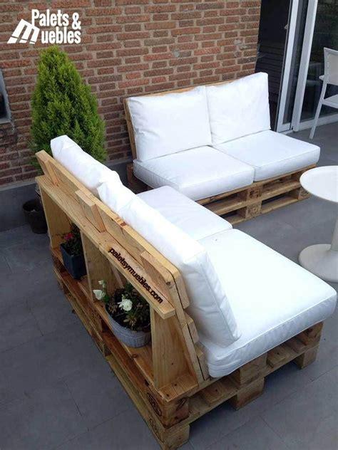 sofa chill out | Palés en 2019 | Sofas con palets, Muebles ...
