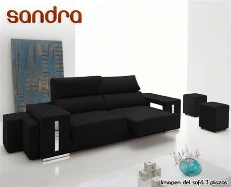 Sofá de ecopiel Sandra de HOME