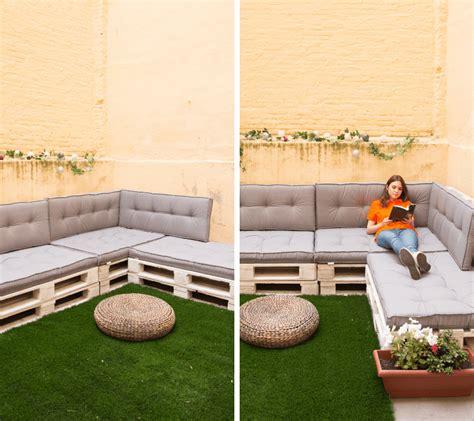Sofa De Palets Para Sala   Baci Living Room
