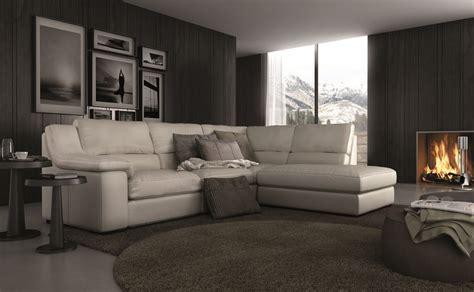 sofa isi rinconera chaise longue piel relax electrico ...