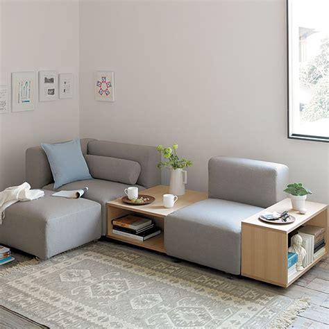 Sofa modular   Sofas   Muebles MUJI España   Sofás ...