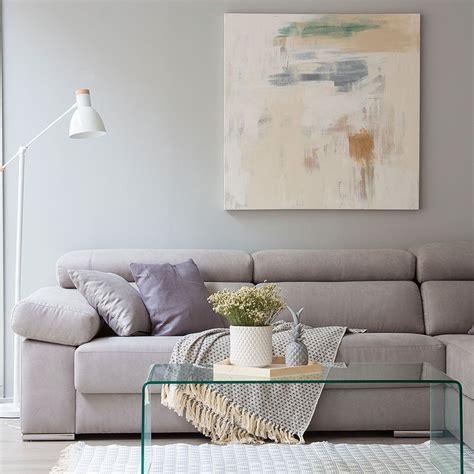 Sofá tapizado en tela Dolmen | Kenay home, Decoración de ...