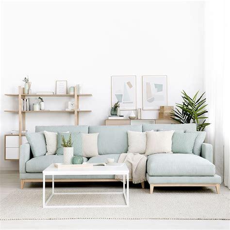 Sofá tapizado en tela Penta   Kenay Home | Decoracion de ...