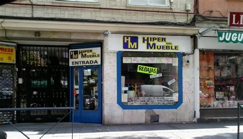 Sofás en Hiper del Muelble en Madrid distribuidor Delsofa.es