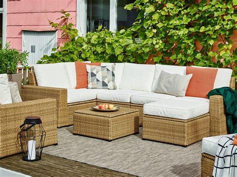 Sofás, sillones y sillas de jardín Ikea para relajarte en ...