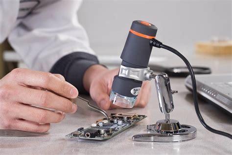 Software de video en microscopios digitales USB