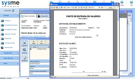 Software Pms Sysme Hotel 4.30 – Sysme Software Tpv