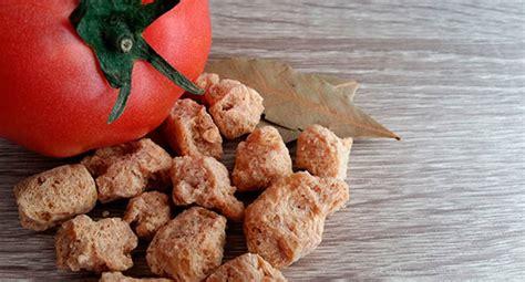 Soja texturizada, la carne picada vegetal | Gastronosfera