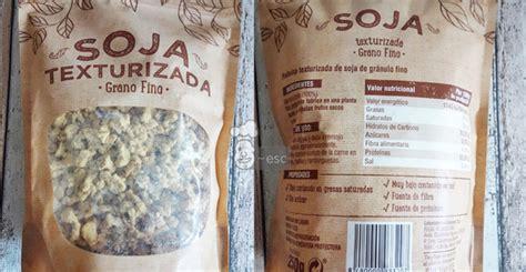 Soja texturizada: qué es, cómo se cocina, propiedades y ...