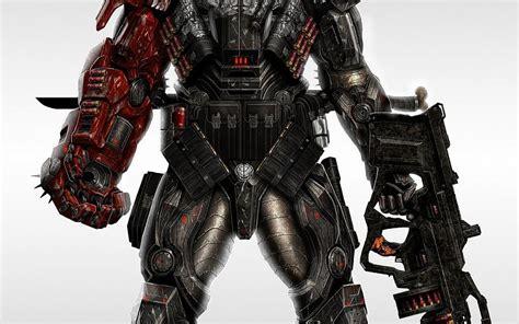 Soldados cráneos armas armas futuristas Halo Reach ...