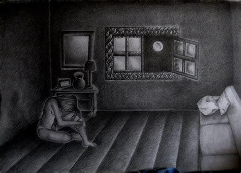 Soledad por mariluna | Dibujando