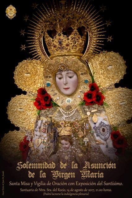 Solemnidad de la Asunción en el Santuario del Rocío ...
