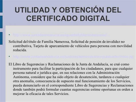 Solicitar Certificado Digital   SEONegativo.com