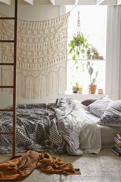 Solid Sheet Set | Bohemian room decor, Urban bedroom ...